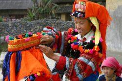 Habits traditionnels à Bac ha