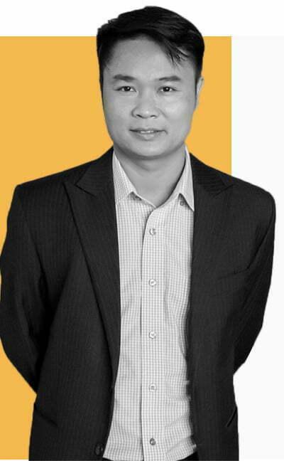 Mr Kham, directeur de Hanoi Voyages