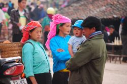 Une famille à Ha Giang