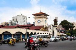 Circulation à Ho Chi Minh