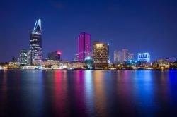 Ho Chi Minh de nuit