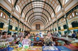 Grand hall à Ho Chi Minh