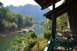 Hin Boun et sa verdoyante nature