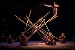 Spectacle d'arts traditionnels à Hoi An