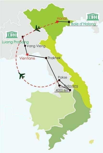 Circuit Vietnam Laos 15 jours - Horizon Vietnam et Laos