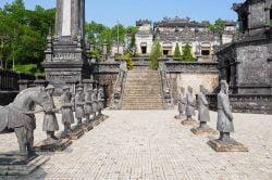 Le temple impériale de Hue