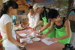 Cours de cuisine à Hue