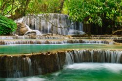 khuang sy cascades