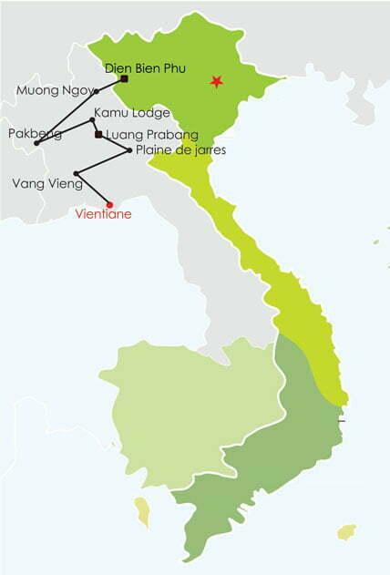 Circuit Laos 15 jours - Hors des sentiers battus