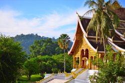 luang prabang temple Laos
