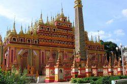 Temple à Monywa
