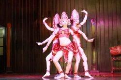 3 danseuses traditionnelles à My Son