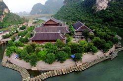 trang an Ninh Binh temple
