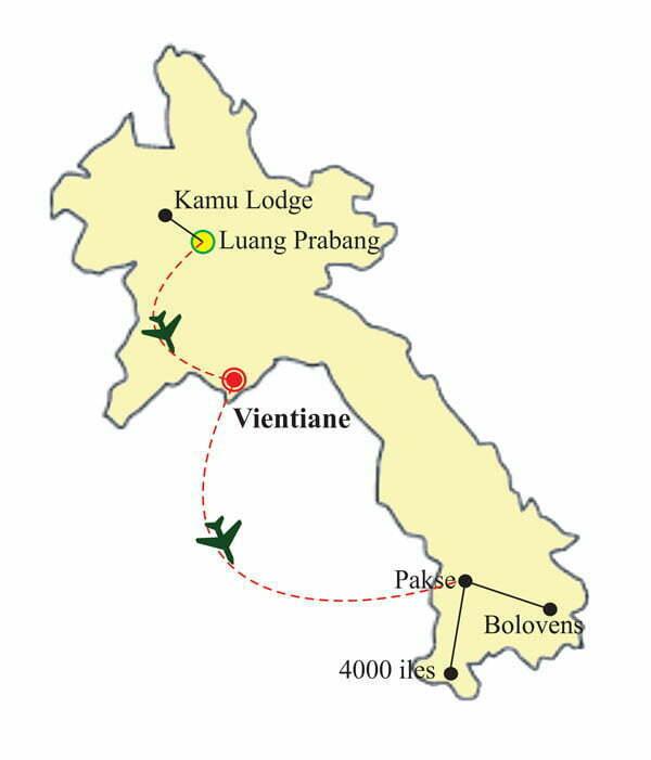 Circuit Laos 9 jours