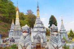 temple à Pindaya