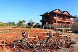 randonnée à vélo à pindaya
