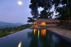 pu luong piscine avec vue