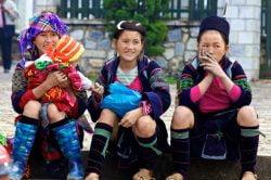 sapa ethnies locales Vietnam