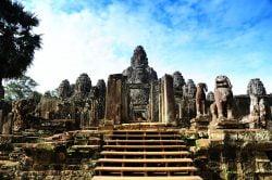 siem reap cambodge, temples d'Angkor