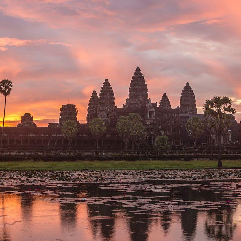 Splendeurs d'Indochine 17 jours - Cambodge