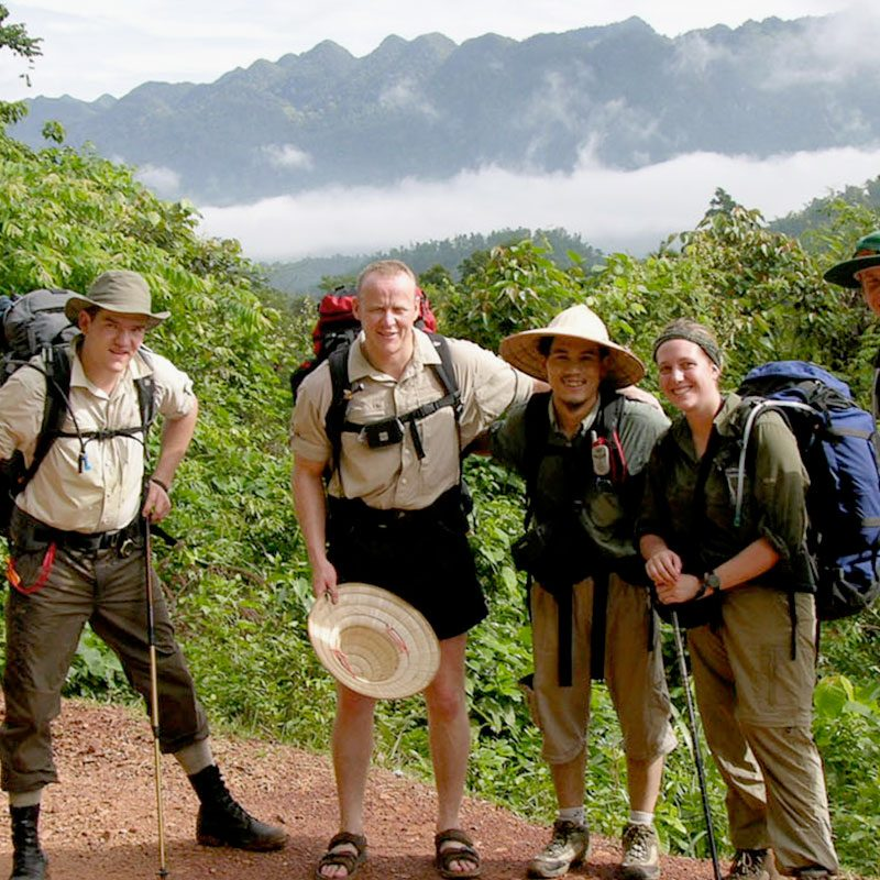 Echappee belle au Vietnam pu luong
