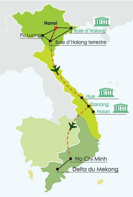 Circuit Vietnam 17 jours - Échappée belle au Vietnam en famille