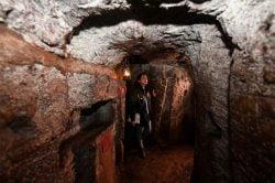 Passage souterrain à Vinh Moc