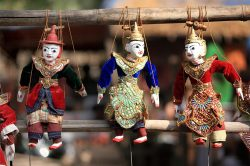 yangon marionnettes