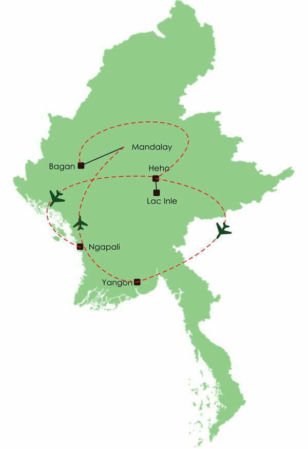 Circuit Birmanie 10 jours