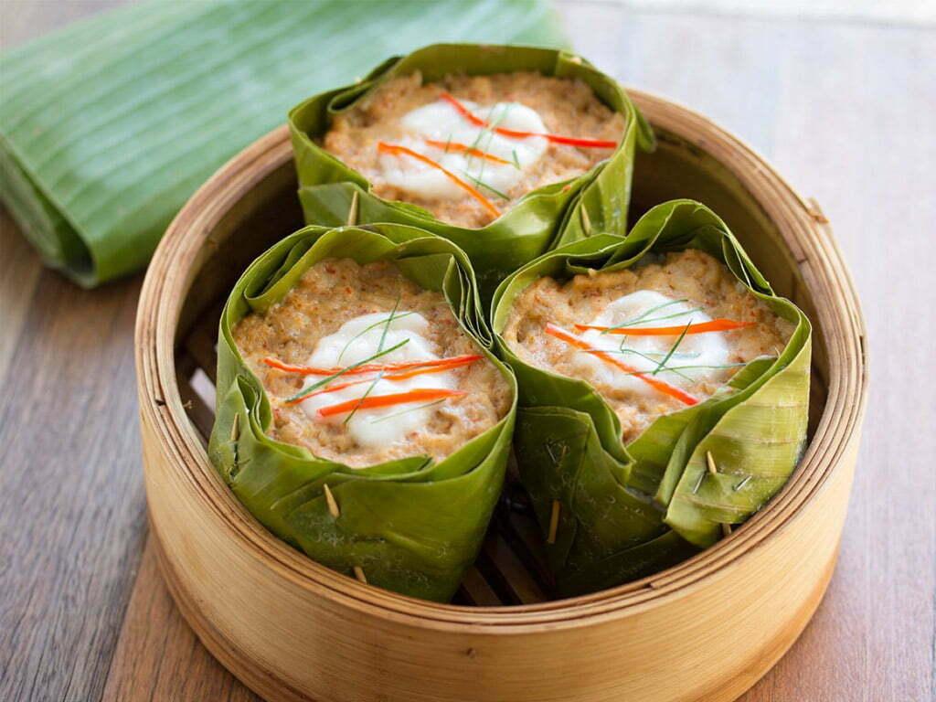 cuisine à la vapeur cambodge