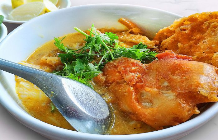 birmanie cuisine