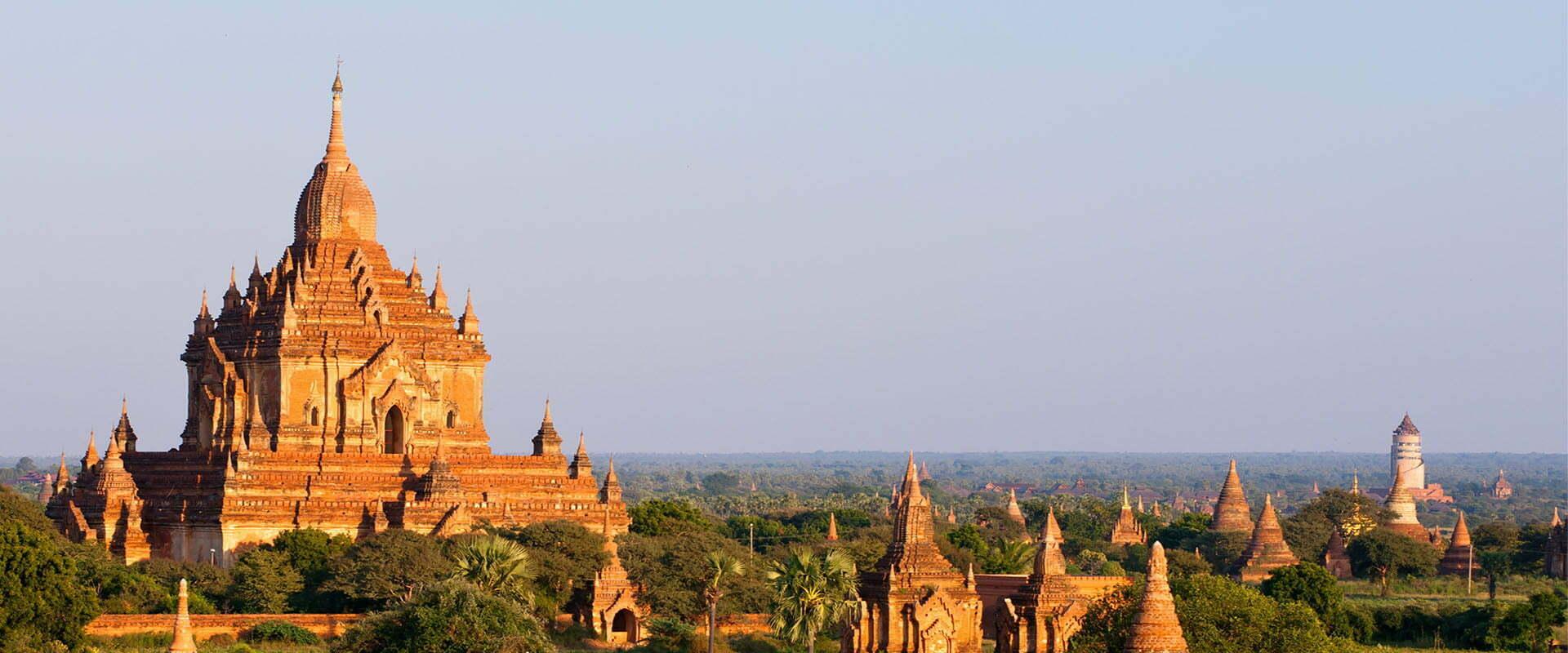 birmanie temple de Bagan