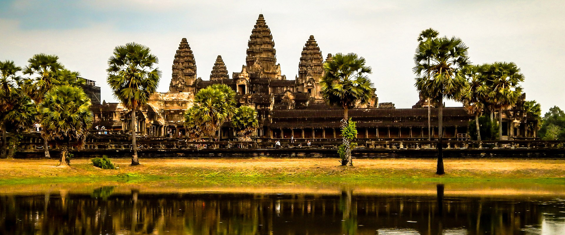 Temple d'Angkor, Cambodge