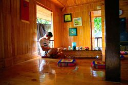 salon chez l'habitant, Vietnam