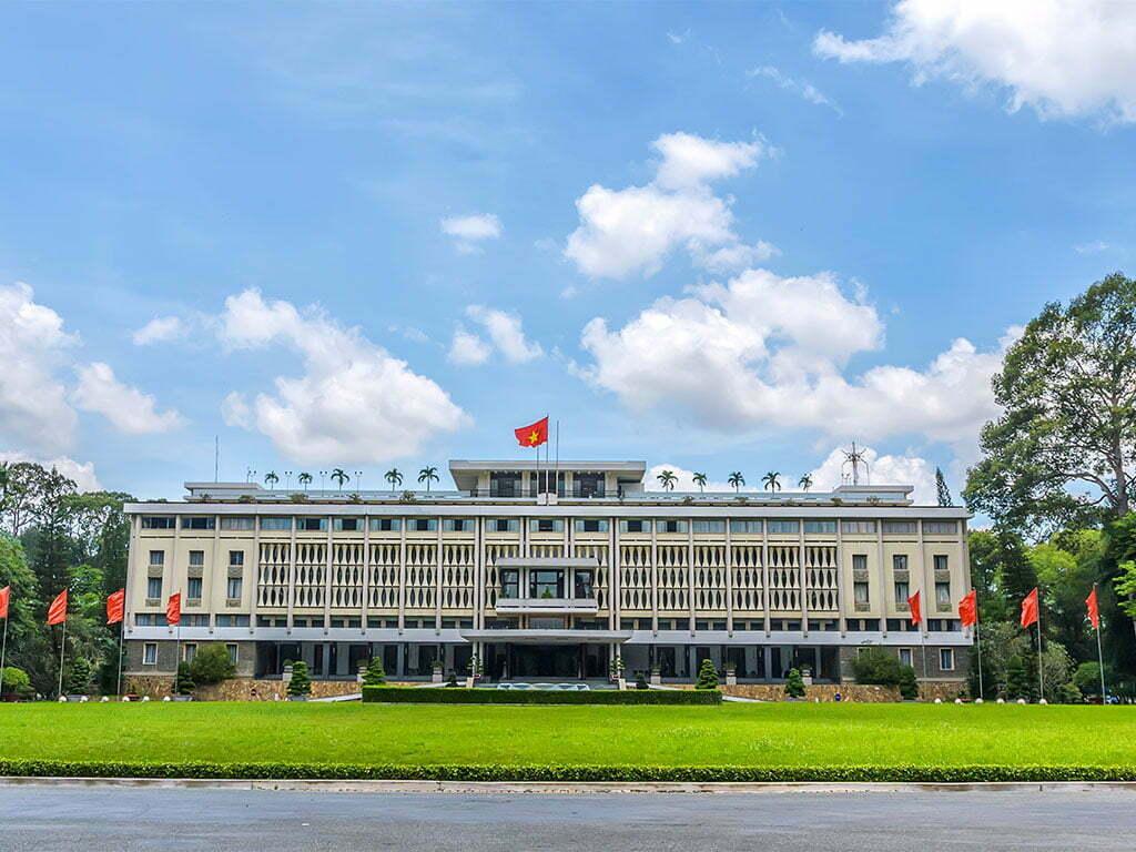 Ho Chi Min Ville au Vietnam
