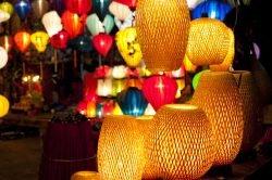 Les lanternes colorées de Hoi An