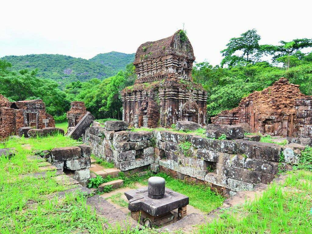 My Son, temples près de Hoi An, Vietnam