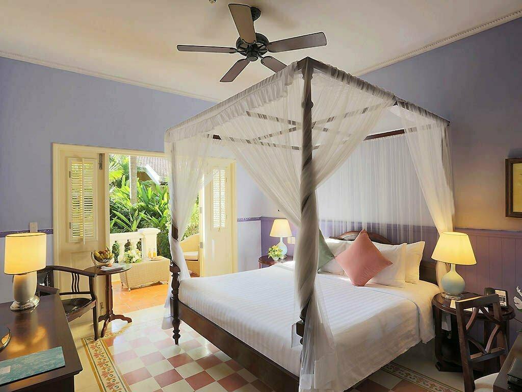 chambre hôtel à phu cuoc vietnam