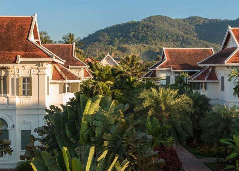 Magie du luxe Laos