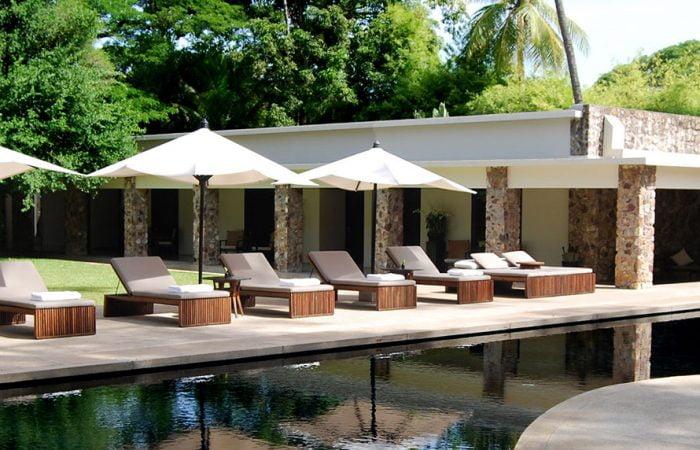 Magie du luxe au Cambodge