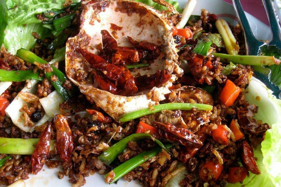 plat typique du Laos