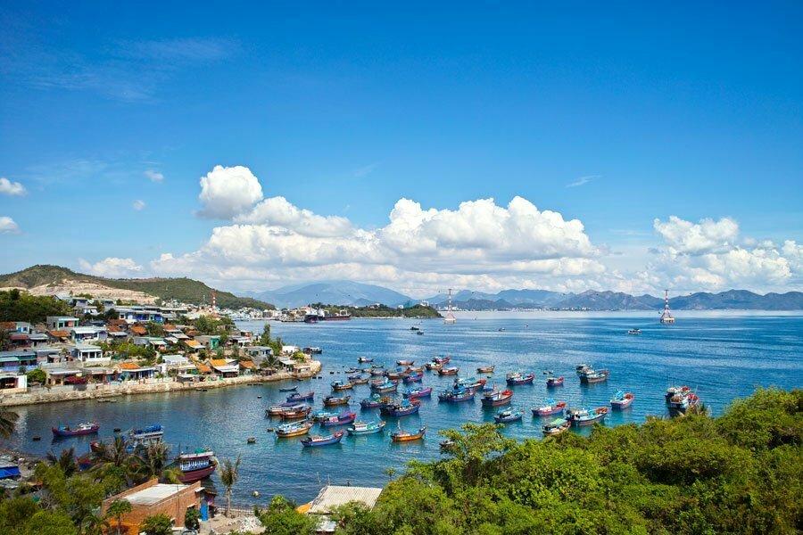 port de nha-trang au Vietnam