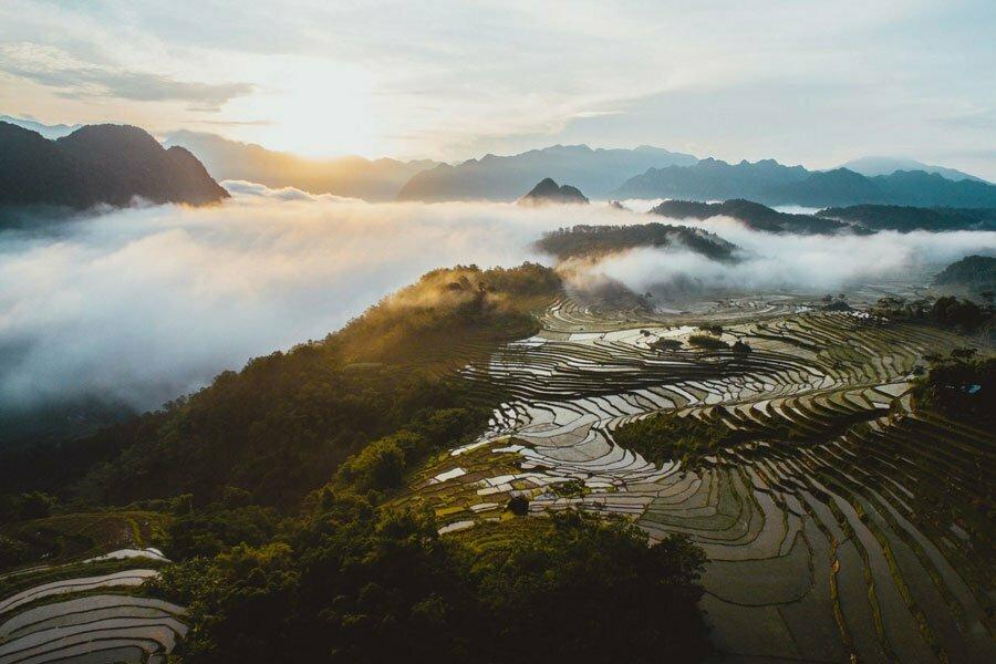 pu luong rizières vietnam