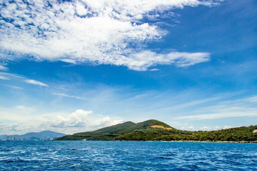Mer et montagnes à Vung Tau