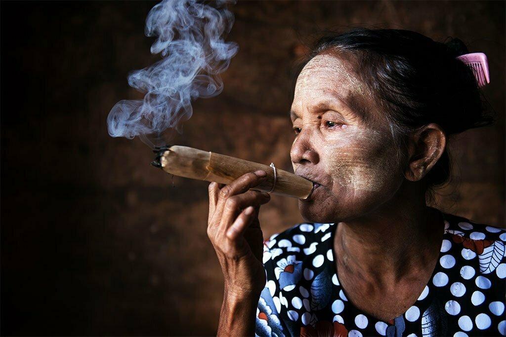 Partir au vert Birmanie
