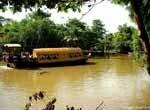 Croisière sur le Mékong sur bateau, Vietnam