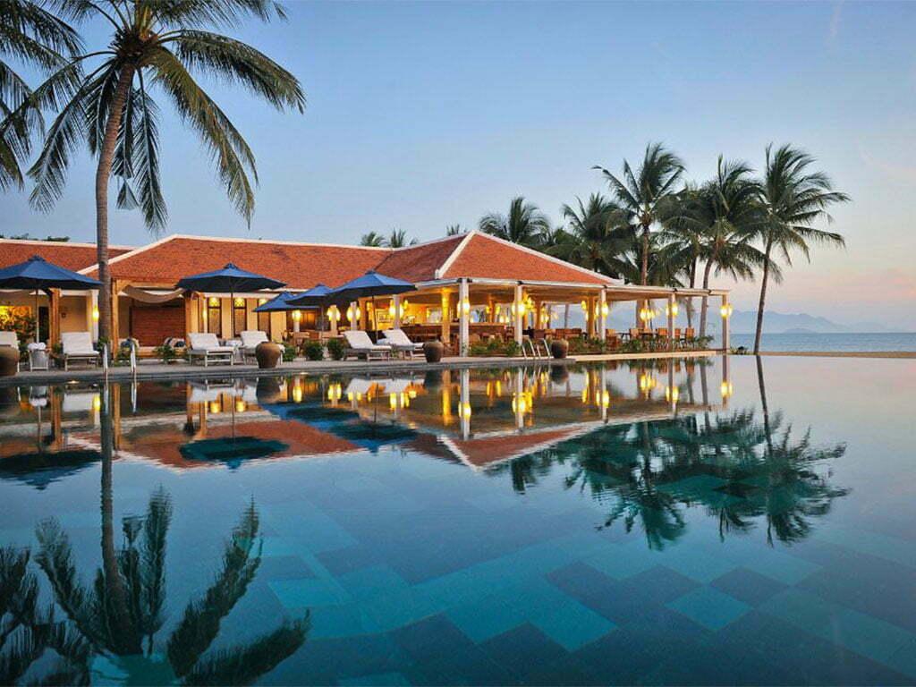 hotel de luxe à nha trang vietnam