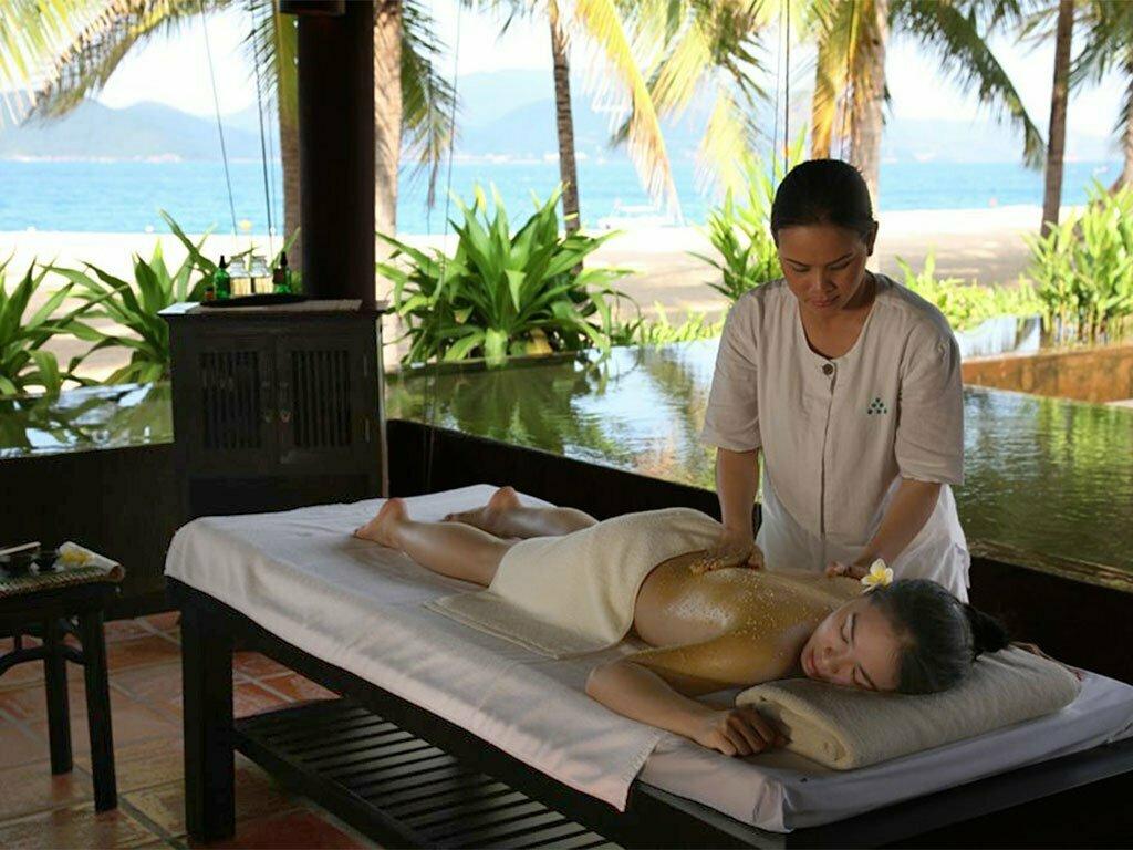massage dans un hôtel spa nha trang vietnam