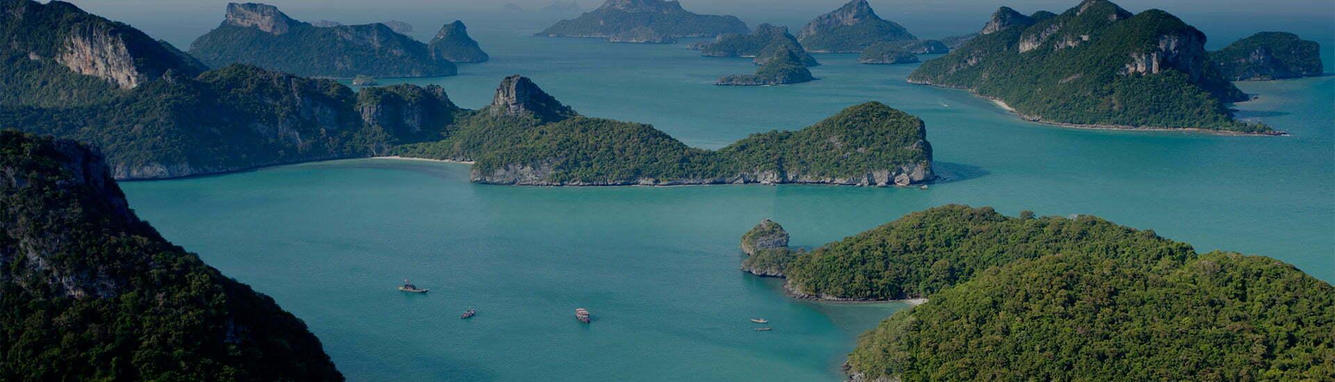lune de miel thailande