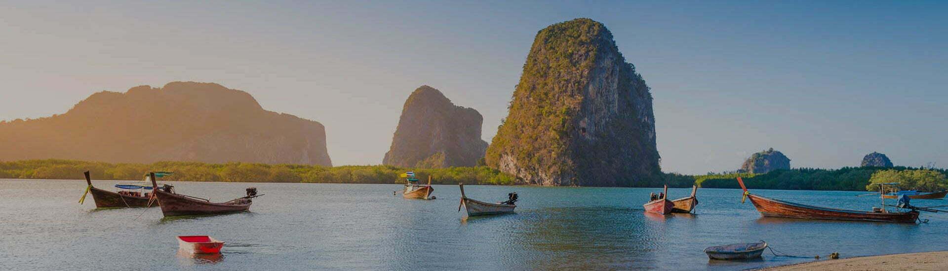 Voyage en famille en Thailande